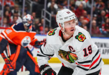 Chicago Blackhawks vs Edmonton Oilers