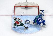 Vancouver Canucks vs Minnesota Wild