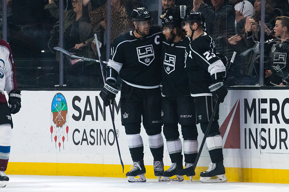 2020-21 Los Angeles Kings