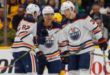 Edmonton Oilers Defence