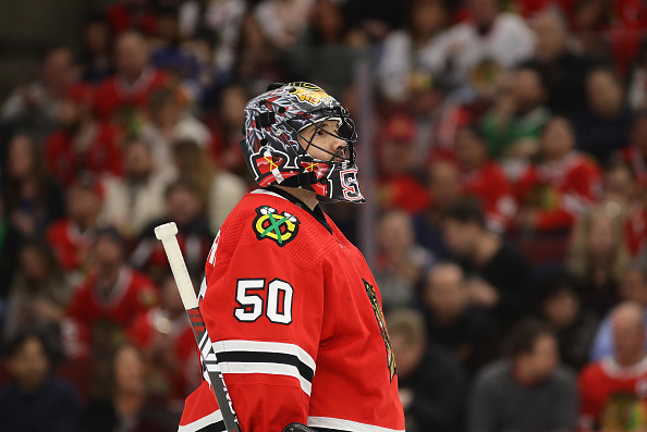 Chicago Blackhawks goaltending
