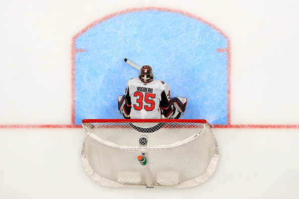 Ottawa Senators Goalie
