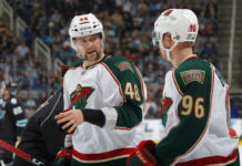 minnesota wild one hit wonders