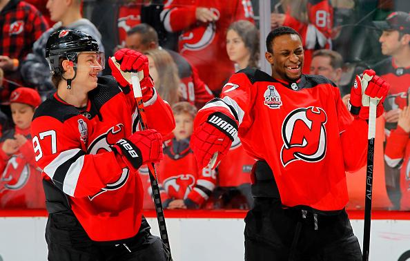 New Jersey Devils comic captions