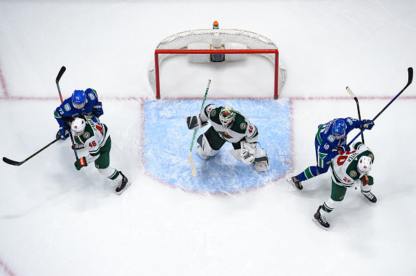 Vancouver Canucks play in