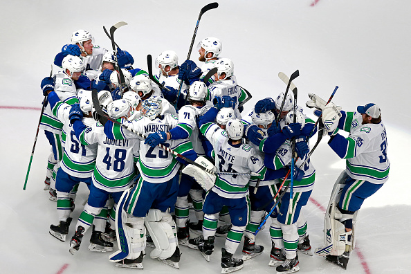 Vancouver Canucks playoff hopes