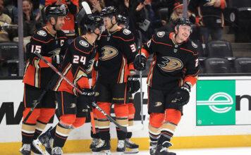 Anaheim Ducks offseason