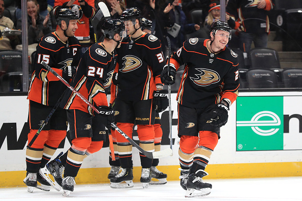 Anaheim Ducks offseason