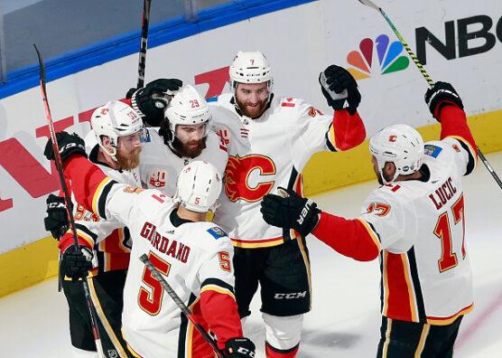 Calgary Flames Playoffs
