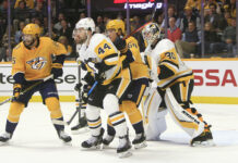 Nashville Predators offseason