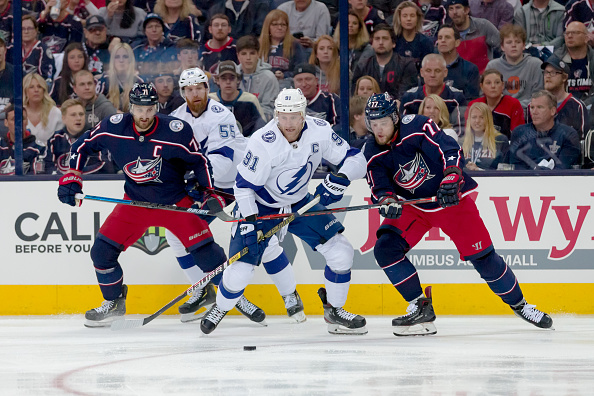 Columbus Blue Jackets vs Tampa Bay Lightning