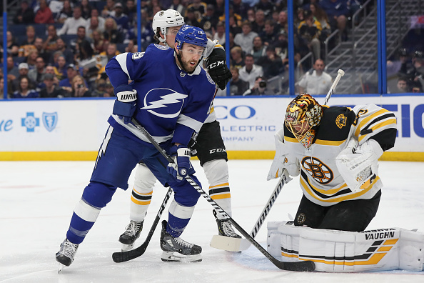 Tampa Bay Lightning vs Boston Bruins