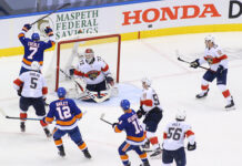 Florida Panthers vs New York Islanders