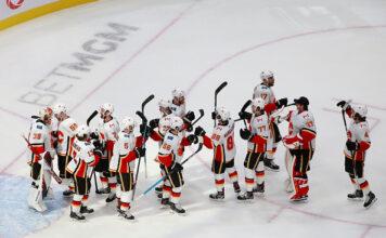 Winnipeg Jets vs Calgary Flames