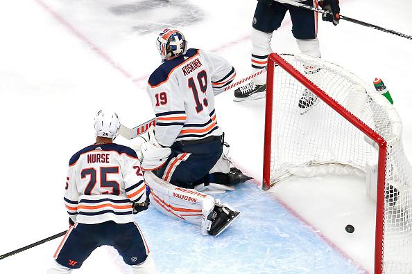 Edmonton Oilers Trades