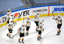 2019-20 Vegas Golden Knights
