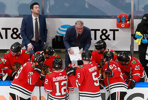 Chicago blackhawks young players