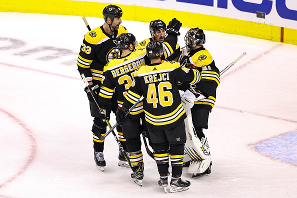 Boston Bruins vs. Carolina Hurricanes