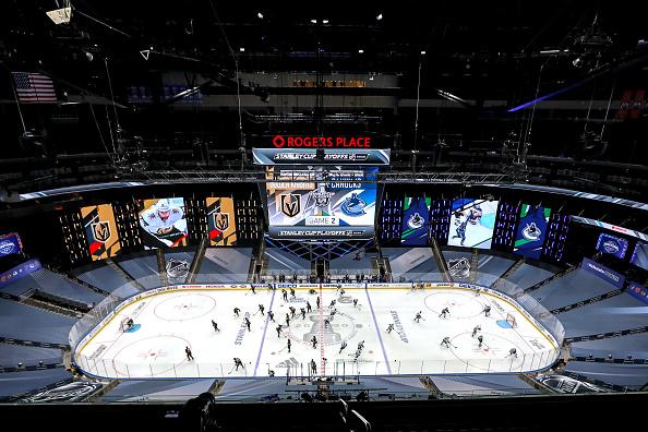 Vegas Golden Knights vs Vancouver Canucks