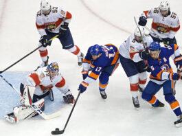 NHL qualifying series