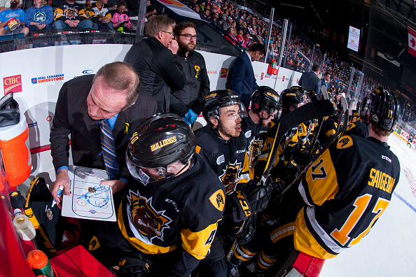 Ontario Hockey Leagues return to play