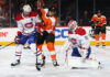 Philadelphia Flyers vs Montreal Canadiens