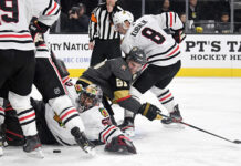 Vegas Golden Knights vs Chicago Blackhawks