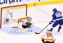 Philadelphia Flyers goaltending