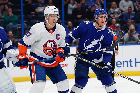 Tampa Bay Lightning vs New York Islanders