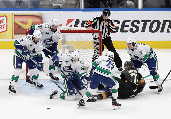 Vancouver Canucks defence