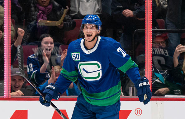 vancouver canucks potential moves