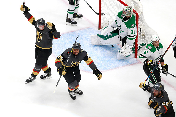 dallas stars vs vegas golden knights
