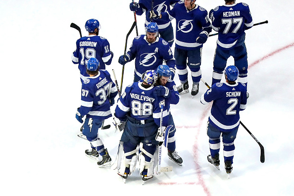 tampa bay lightning offence