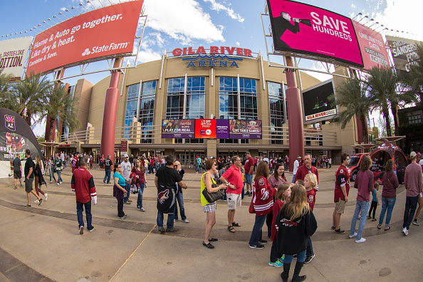 Arizona Coyotes financial issues