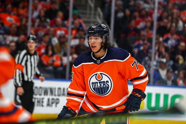 Edmonton Oilers impact players