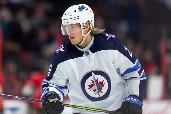 Winnipeg Jets right wing Patrik Laine;; NHL Rumours
