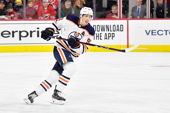 Edmonton Oilers Rumours