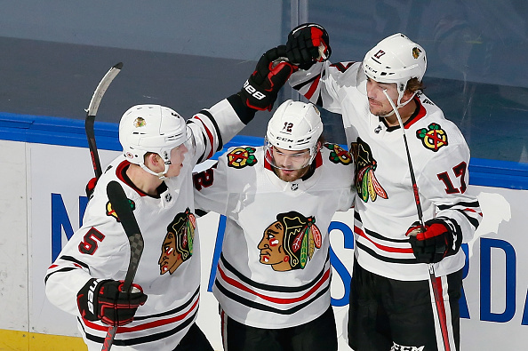 Chicago Blackhawks future