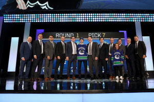 Vancouver Canucks Draft