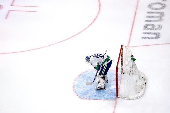 Vancouver Canucks goaltending