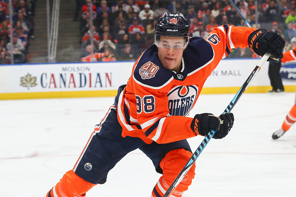 Edmonton Oilers roster moves