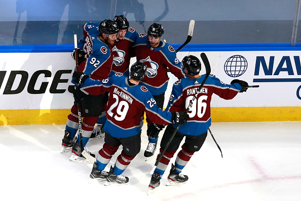 2020-21 Colorado Avalanche