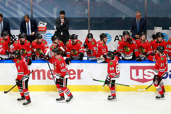 2020-21 Chicago Blackhawks