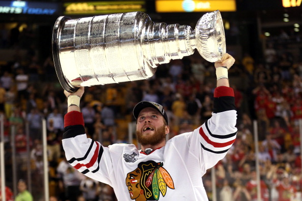 Chicago Blackhawks playoff heroes