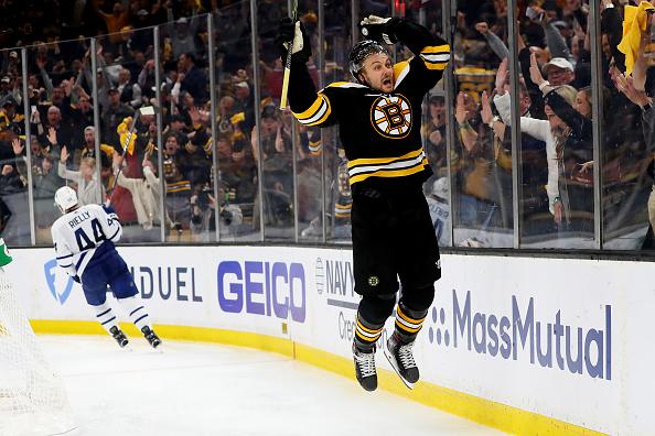 Boston Bruins Playoff