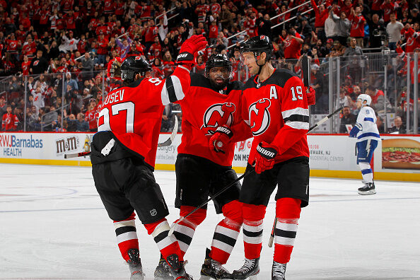 2020-21 New Jersey Devils