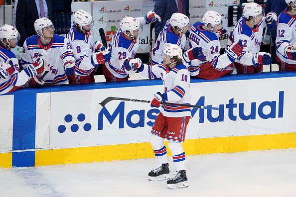 2020-21 New York Rangers