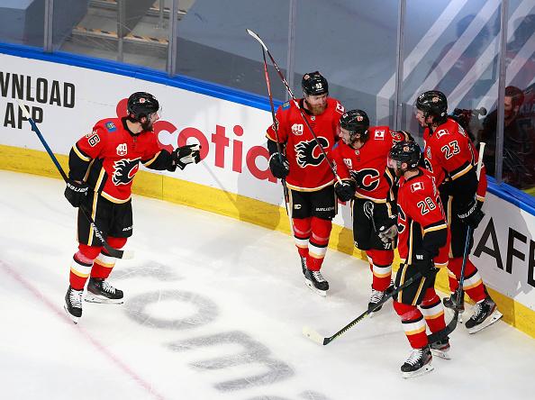 Calgary Flames Season