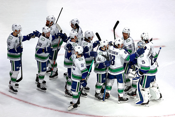 Vancouver Canucks Roster