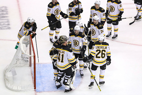 2020-21 Boston Bruins